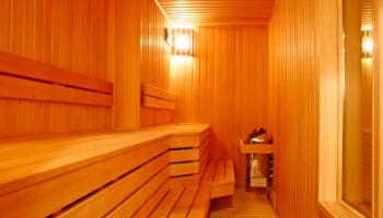 Sauna onderhoud